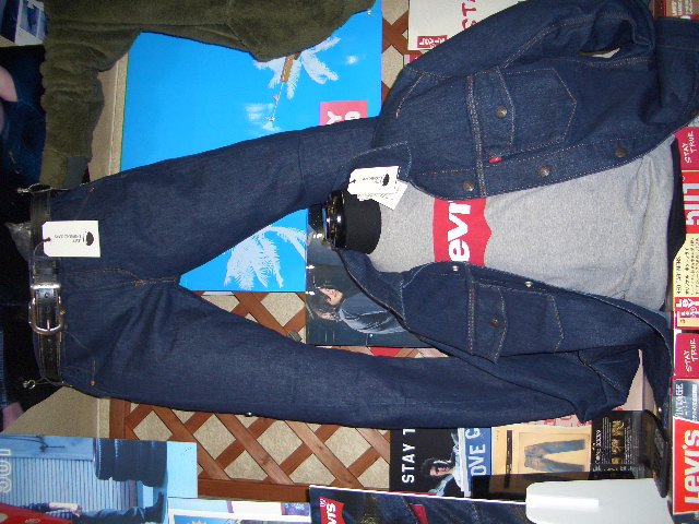 Levis-ENGINEEREDJEANS入荷!!